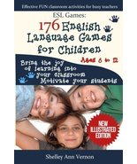 ESL Games: 176 English Language Games for Children: Make your teaching e... - $14.80