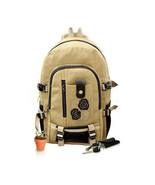 Attack on titan stationed corps backpack schoolbag for kids back to school bags thumbtall