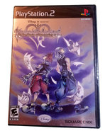 Kingdom Hearts Re: Chain of Memories  New Sealed Black Label Playstation... - $99.88