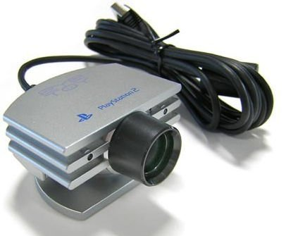 Playstation 2 Eye Toy Camera 2 Stand Alone [PlayStation2]