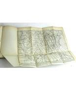 Plane Surveying Book & Isogonic Chart Map of United States 1910 - $29.42