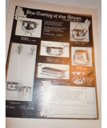 Vintage The Holiday Shopper Copper Gifts Print Magazine Advertisement 1975  - $4.99