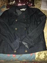 Tommy Hilfiger Cool Blue Jean Jacket Size Xl - $21.78