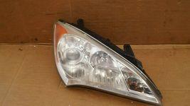 10-12 Hyundai Genesis Coupe Headlight Head Light Halogen Passenger Right RH image 6