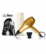 Neo Ionic 1600w Ionic Hair Blow Dryer Turbo Velocity for Professional Dr... - $99.99