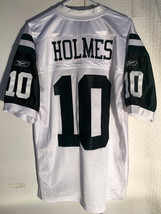 Reebok Authentic NFL Jersey Jets Santonio Holmes White sz 54 - $29.69