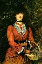 Portrait Evelyn Tennant by John Everett Millais - Art Print - $19.99+