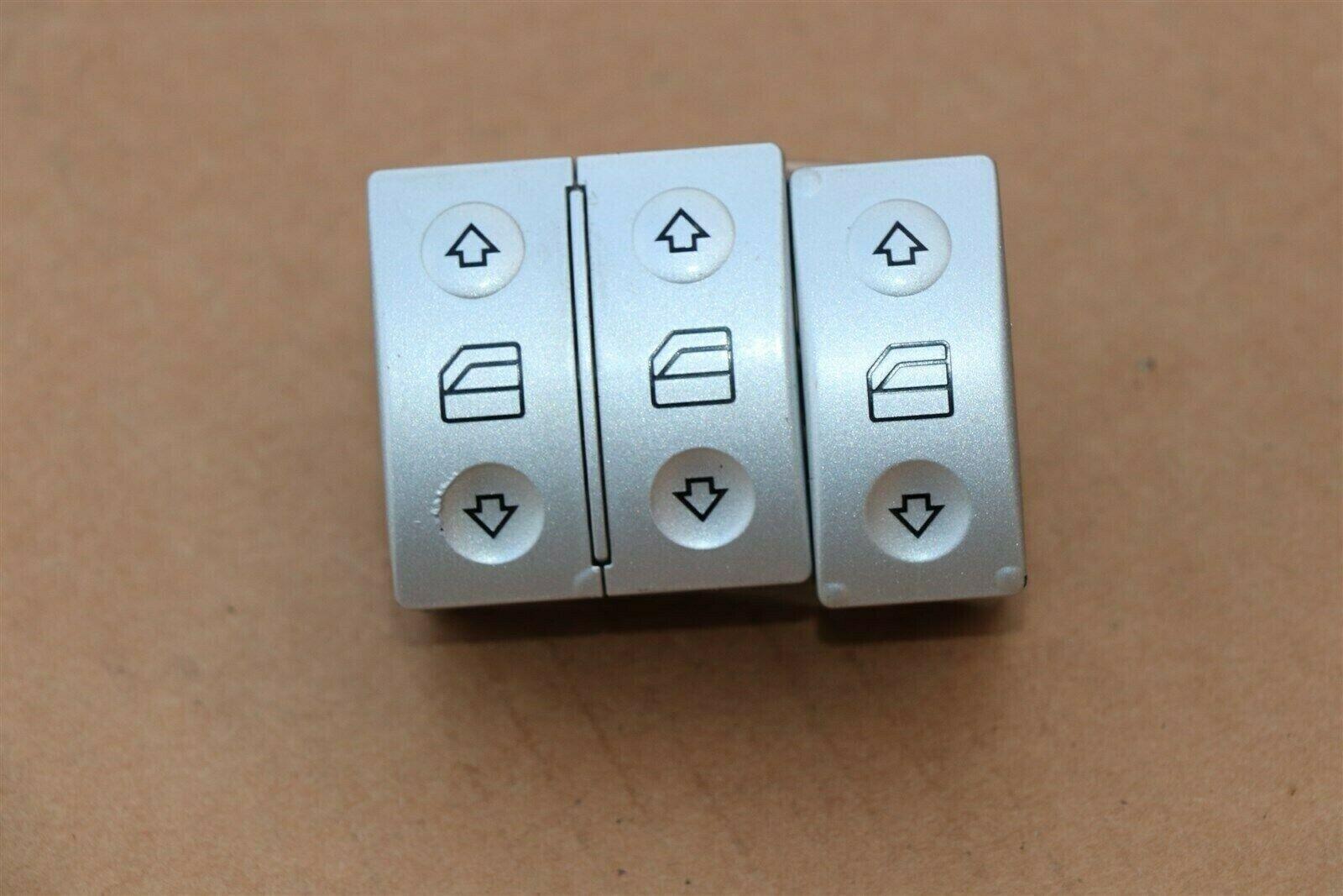 05-08 Mercedes R171 SLK280 SLK350 Power Window Master Switch Set Left & Right