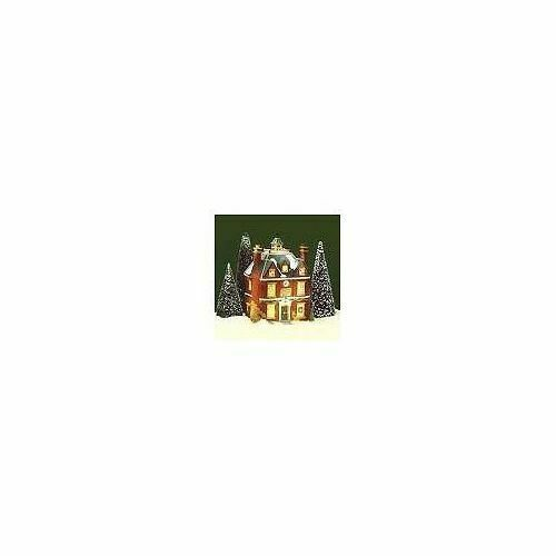 Primary image for Dept 56 Dickens Snow Village  Boarding & Codgins School 58092