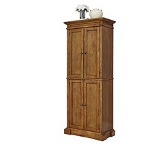 Americana Distressed Oak Pantry by Home Styles - $486.89