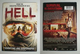 Hell by Tim Fehlbaum with Stipe Erceg & Michael Kranz - dvd - $2.22