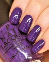 Opi Nordic Do You Have This Color In STOCK-HOLM? Purple Nail Polish Lacquer N47 - $9.33