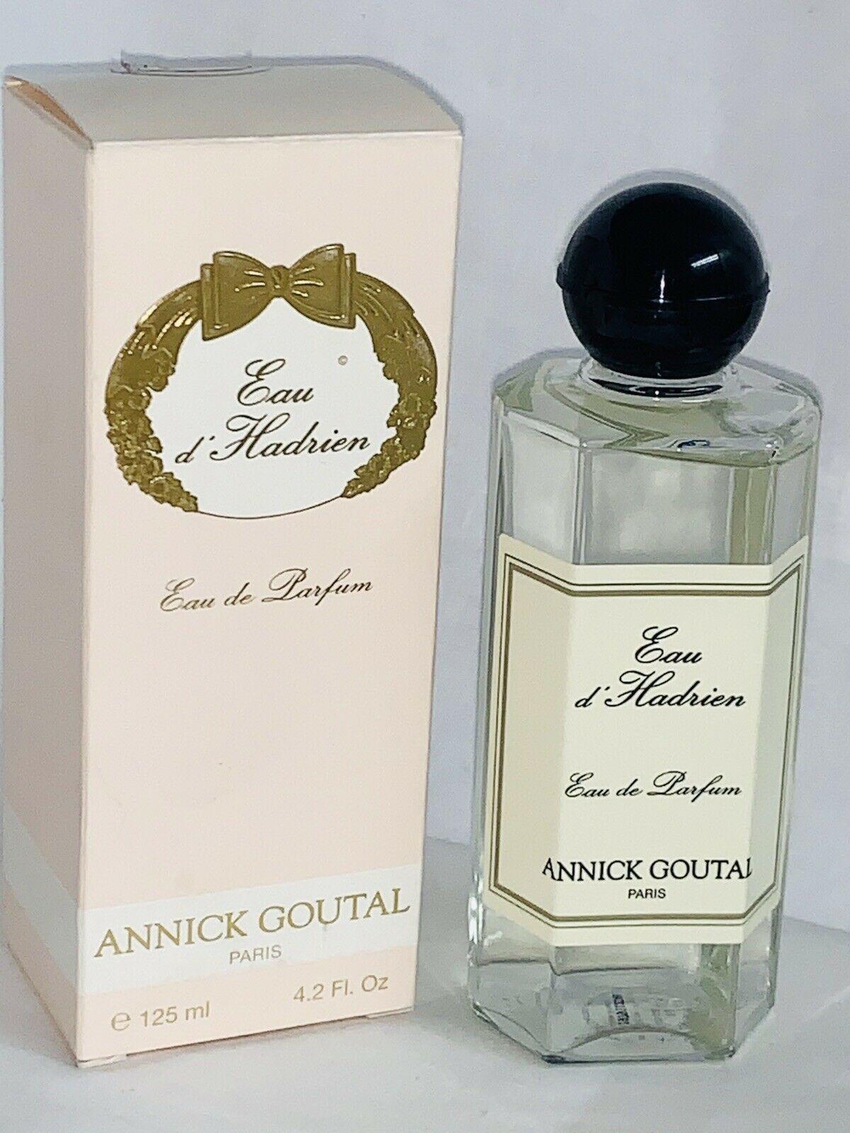 Annick goutal eau d hadrien 4.2 oz splash perfume