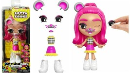 Lotta Looks Shy Mouse Mood Pack with Plug/Play Pieces (GGR24) by Mattel - $11.57