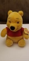"Retired Talking Winnie The Pooh Chat Pal 10"" Plush Bear Toy Disney Mattel 1999 - $23.37"