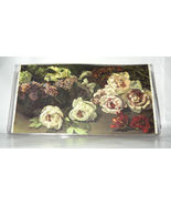 Old World Floral Checkbook Cover - $5.00