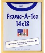 T-Shirt Frame Natural, 14x18 - $32.01