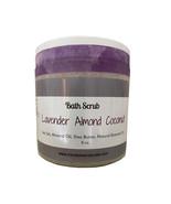 Lavender Almond Coconut - Bath Scrub, Hydrating and Exfoliating Body Scr... - $12.98