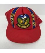 Vintage 62nd Aerial Port SQ SnapBack Hat  - $12.86