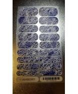 Jamberry Nail Wraps - Full Sheet - Copenhagen -New! (Retired design)) - $20.00