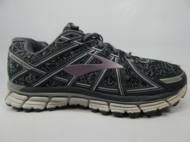 Brooks GTS 17 Size US 9.5 M (B) EU 41 Women's Running Shoes Gray 1202311B026