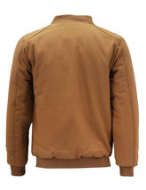 Men's Multi Pocket Water Resistant Industrial Uniform Quilted Bomber Work Jacket image 11