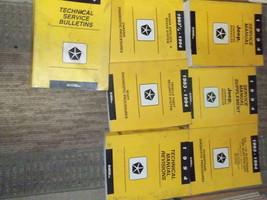 1994 Jeep Wrangler Cherokee Shop Repair Service Manual Set OEM + DIAGNOS... - $267.25