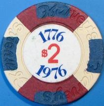 $2 Casino Chip, Harvey's, Lake Tahoe, NV. V07. - $19.50