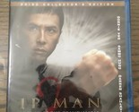 Ip Man 2: Legend of the Grandmaster (Blu-ray Disc, 2011, 2-Disc Set, Collectors