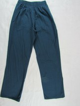 Women's Scrub Pants Absolute Size XS Elastic Waist 3 Pockets - $9.08