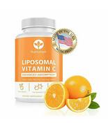 Liposomal Vitamin C Supplement – VIT C Pills – Immune Boosting Vitamin C... - $19.79