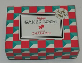 2016 Ridley's Game Room Classic Charades Card Game 100% Complete - $14.03