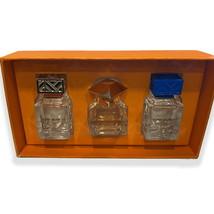 Tory Burch Mini Perfume 3 Pc Box Set (Macy's Return) .24 Fl Oz Each - $46.53