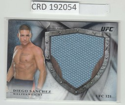 2014 Topps UFC 121 Bloodlines Fight Mat Relic * Diego Sanchez * JFMR-DS 192054 - $5.89