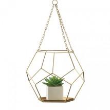 Hanging Geometric Plant Holder - $31.74