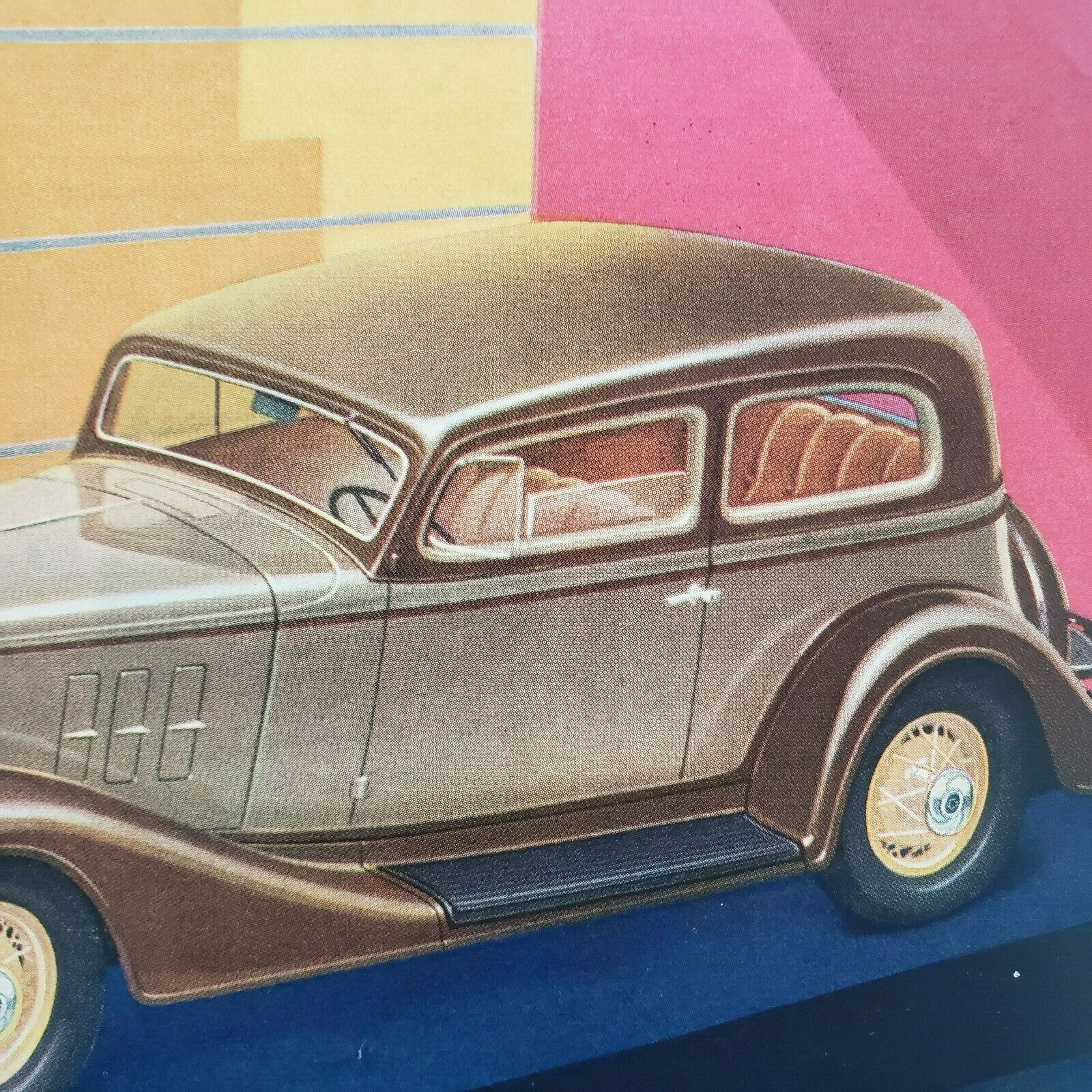 Primary image for 1933 Chevrolet Print Ad What Others Dare Not Try
