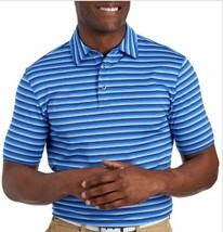 Oxford Golf Super Dry Cool Max Mens XS Blue Short Sleeve Polo Shirt NWT - $22.20