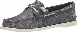 Sperry Women's A/O Vida Brushed Metallics Boat Shoe Size 7 - $59.39
