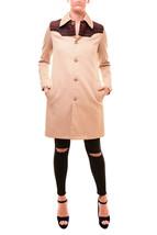 Diesel Black Gold Women's Kintosh Long Sleeve Coat Latte Size 40 RRP £74... - $674.62