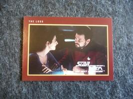 Star Trek 25th Anniversary 1991 Impel Trading Card # 246 The Loss - $0.95