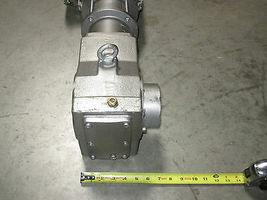 Nord SK9012.1AZSH.IEC100 SK100L/4CUSBRE20HLSR0L/H Gearmotor New image 3