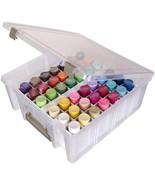 "ArtBin Paint Storage Tray-5.55""X12.125""X5.75"" White - $48.87"