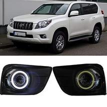 AupTech Innovative Super CCFL Angel Eye Fog Light DRL Exact-Fit Fog Bump... - $149.99