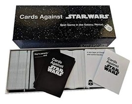 Cards Against Star Wars US UK Buy Cards Against Human - $42.99