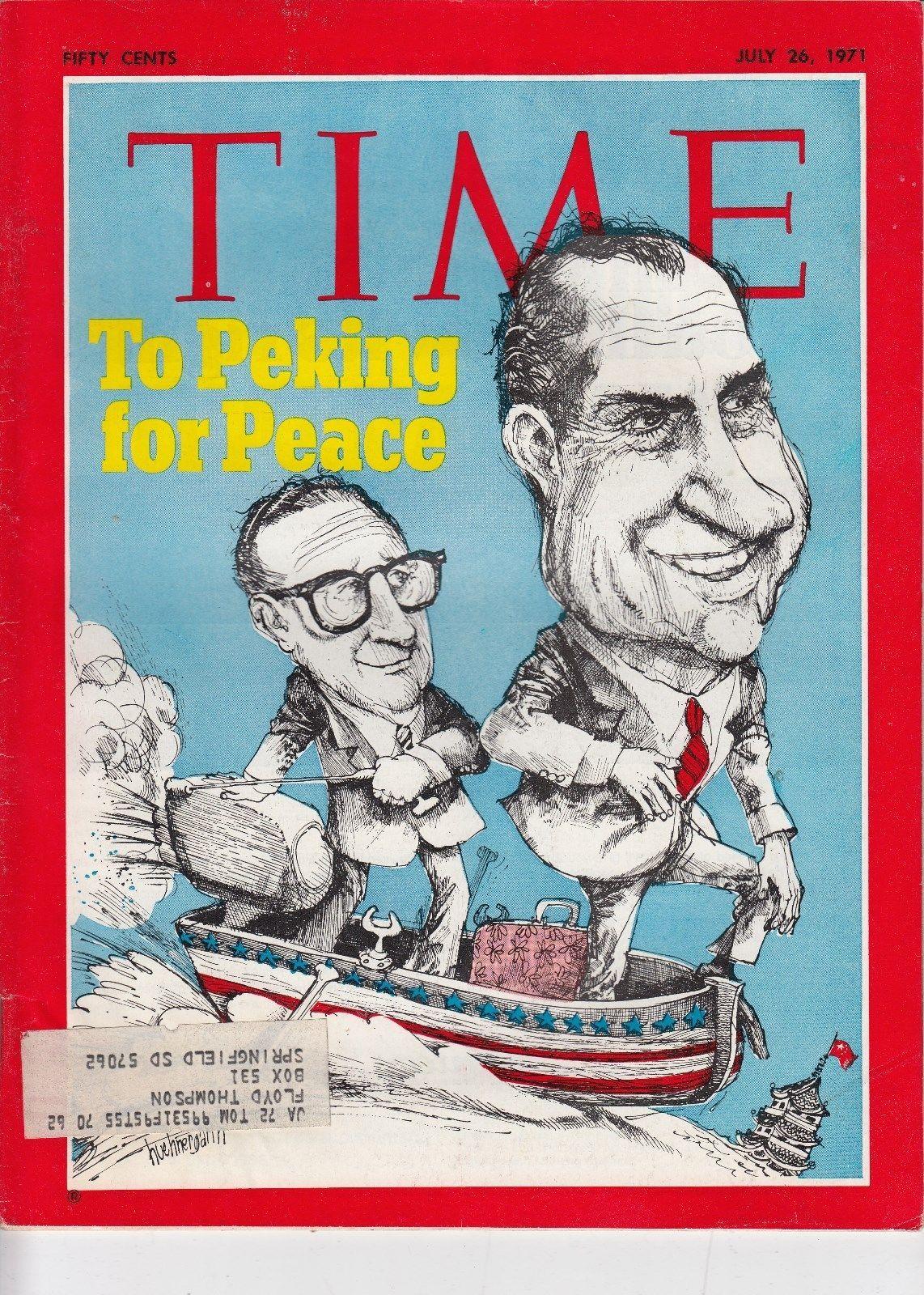 back of time magazine