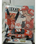 Texas Motor Speedway Collectors Edition Magazine, Cup Series April 2001 - $11.87