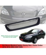 Front Grille Grill For Nissan Bluebird Sylphy / Sunny Neo / Pulsar Sedan... - $99.73