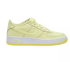 Nike Air Force 1 LV8 (GS) Size 6.5Y Womens 8 Citron Tint Yellow Pulse AV8183-800 - $70.56