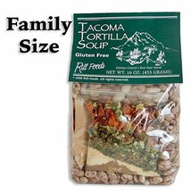 Tacoma Tortilla Soup Mix Family Size 10 Cups - $19.69