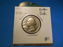 1983- P Washington Quarter!!! Nice Coin!!! Better Date!!! - $2.59
